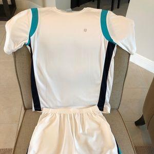 Boy's Fila Tennis Apparel